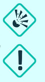 explosive risks